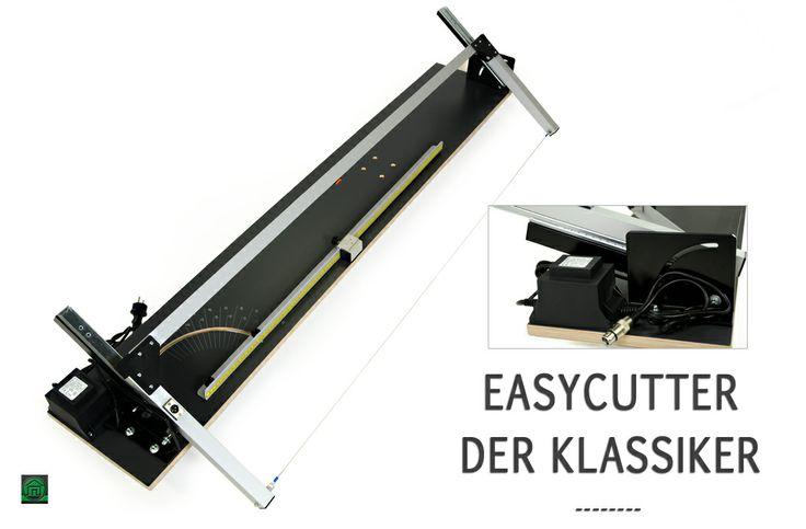 http://shop.probauteam.de/styroporschneider-handwerker-easycutter-200-Watt  Styroporschneider Easycutter für Heimwerker. Ein kompaktes Kraftpaket.