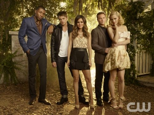 HART OF DIXIE  Pictured: Cress Williams as Lavon Hayes, Wilson Bethel as Wade, Rachel Bilson as Dr. Zoe Hart, Jaime King as Lemon Breeland,Scott Porter as George Tucker.  PHOTO CREDIT: THE CW  ©2011 THE CW NETWORK, LLC. ALL RIGHTS RESERVED