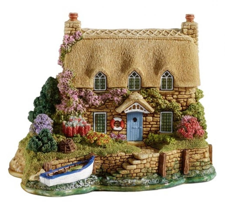 145 Best Lilliput Lane Cottages Images On Pinterest Christmas Villages Christmas Houses And