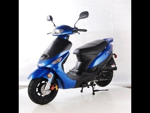 Chinese Scooter Review- 2013 Taotao 50cc cheap insuranse