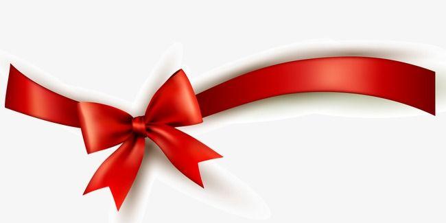 حفل الشريط الأحمر Red Ribbon Christmas Card Design Banner Background Images