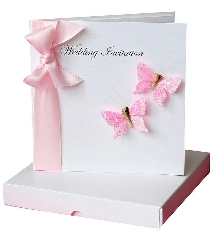 31 best Pink butterfly wedding images on Pinterest   Butterflies ...