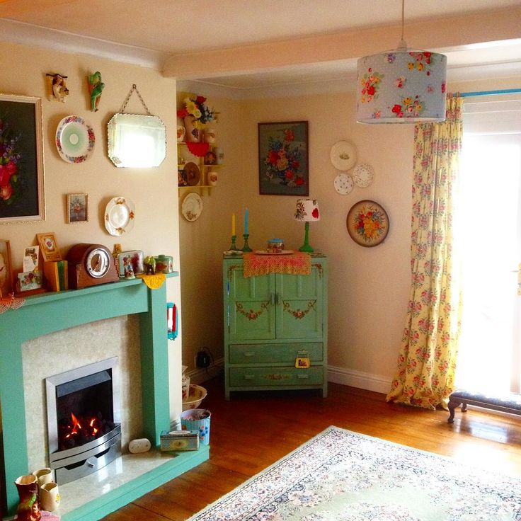 Quirky Cottage Decor