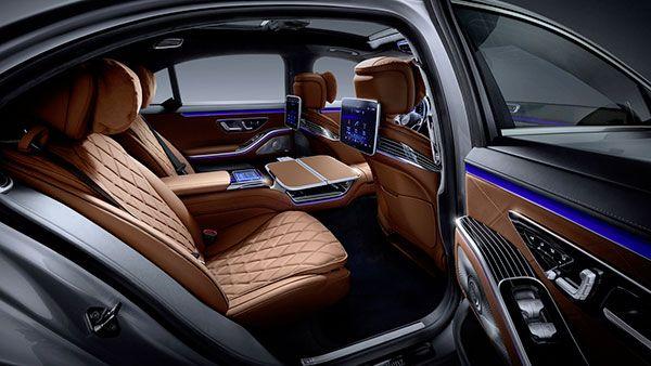 Classe S De Mercedes Benz 2021 La Quintessence Gentologie En 2020 Bmw Serie 7 Mercedes Classe A Mercedes