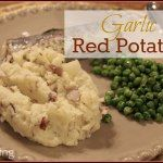 shelstring blog: Ultimate Recipe Challenge- {Outback Steakhouse} Garlic Red Potatoes