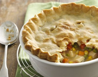 Chicken Pot Pie Recipe - American Cuisine Recipes