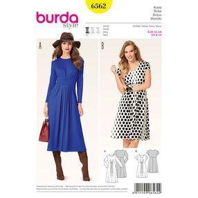 Burda Style Pattern 6562 Dress