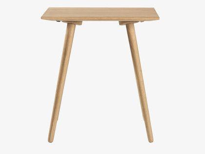 Habitat VINCE Oak side table - £95