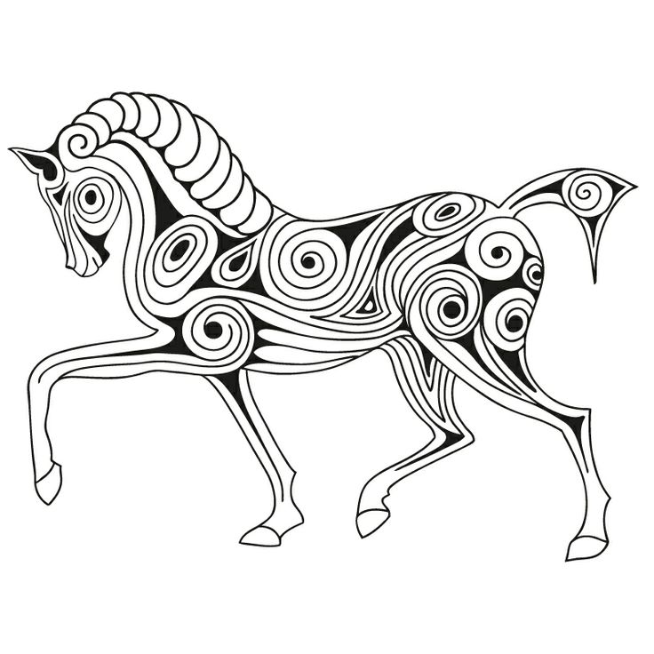 free trojan horse coloring pages - photo#16