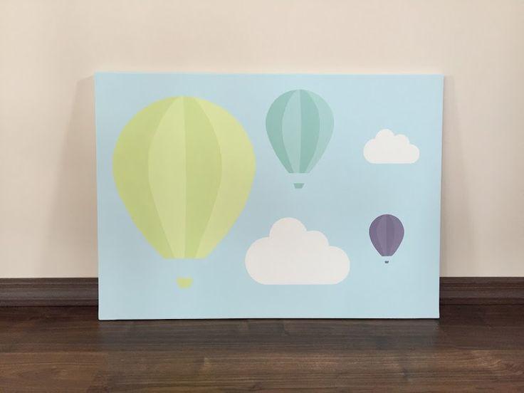 hőlégballon, nursery hot air balloons, babaszoba, babaszoba dekor, fiúszoba, fiúszoba dekor, kids room, baby room, kids room decor, baby room decor, kids room design, baby room design,
