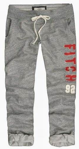 Abercrombie and Fitch Banded Boyfriend Sweatpants [sal280328] - $57.29 : Abercrombie polo shirts, Cheap Abercrombie hoodies