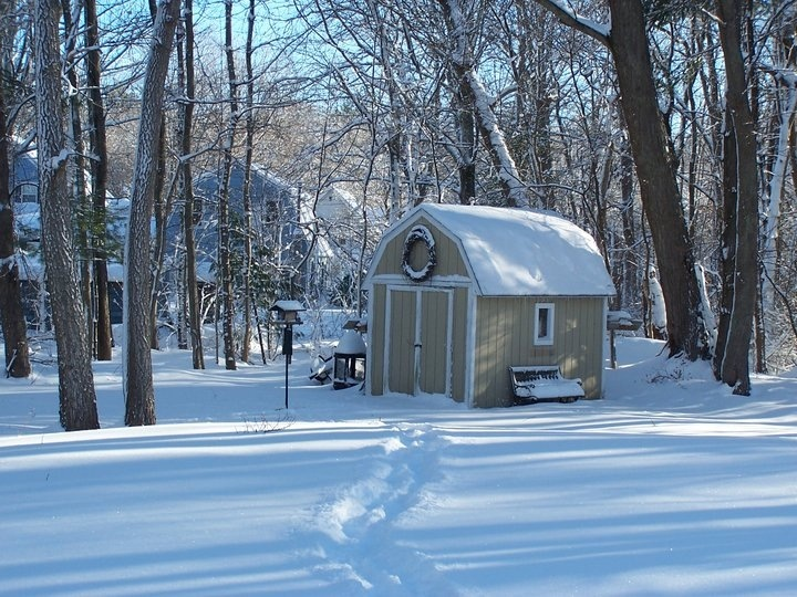 My Shed, Easton Massachusetts