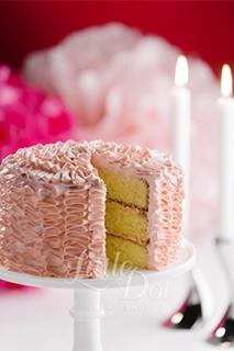 Cakes / Lemon Ruffle - littledot.com.au