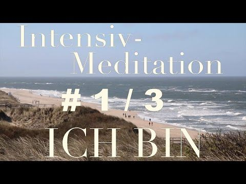 Heilmeditation #09 - ICH BIN ~ [mit sanfter Musik, Meditation Deutsch] - YouTube
