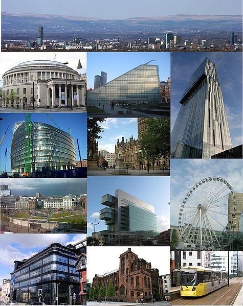 Another Series of Great Landmarks - Things to do in Manchester aside for joining the Social Media: The Essential Toolkit training course that takes place on December 8th bit.ly/1xQnxTs #thingstodo #Manchester