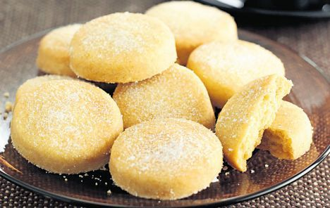 Italian Shortbread Cookies | Italian recipes on a budget: Mini lemon shortbread | Mail Online