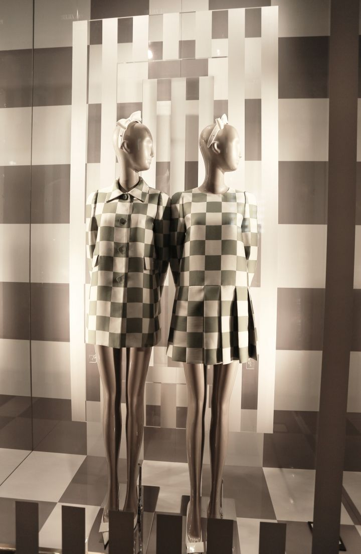 WindowsWear | Louis Vuitton, Milan, March 2013