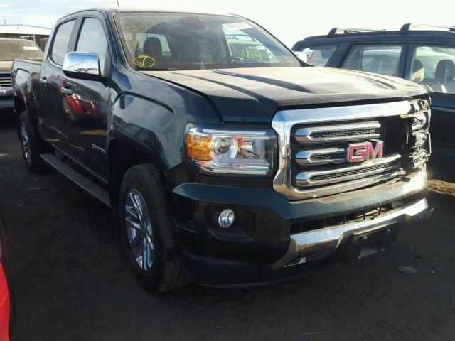 Salvage 2016 Gmc Canyon Slt