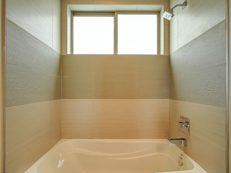 Contemporary Style Tub Surround Ballard Tile Install Jpg