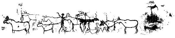 Kalliomaalaus Walkealan Waiheita #Sarjaton