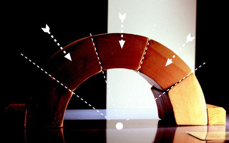 Dovela es un elemento constructivo que conforma un arco y for Arcos de ladrillo