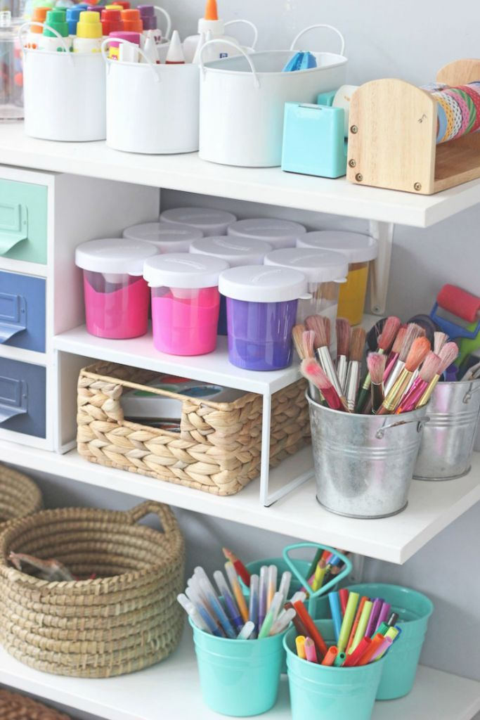 Organizing arts and crafts