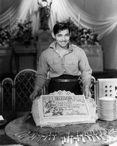 Burt Lancaster Cake