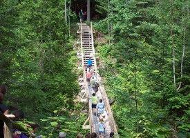 Canyon des Portes de l'Enfer | Tourisme Rimouski | Pour mes vacances c'est Rimouski – L'air salin me va si bien!