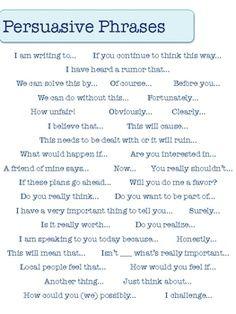 persuasive essay rubric grade 8