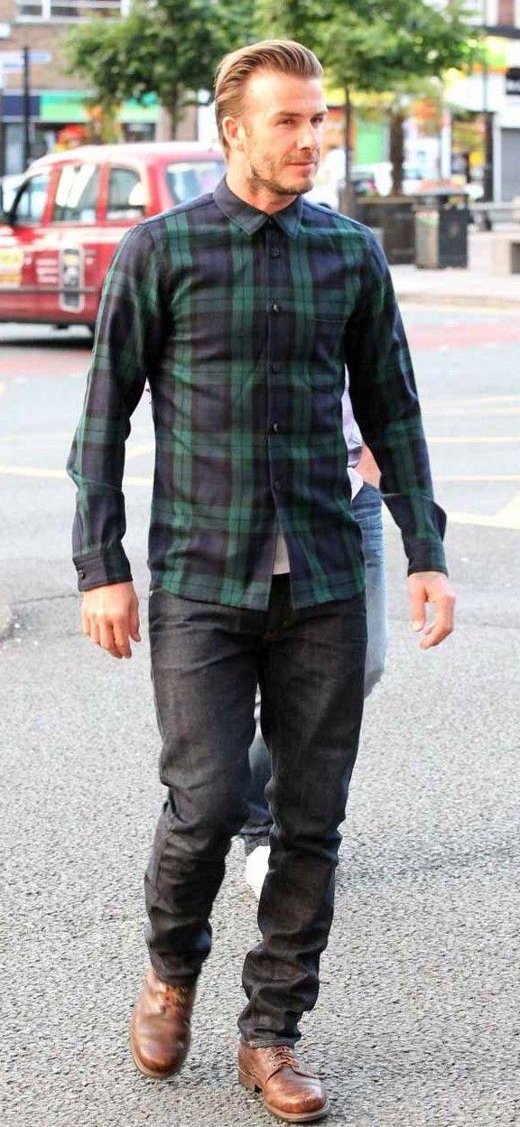 Help me find a similar shirt as David Beckham's