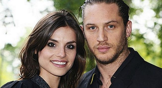 Charlotte Riley Tom Hardy's Wife