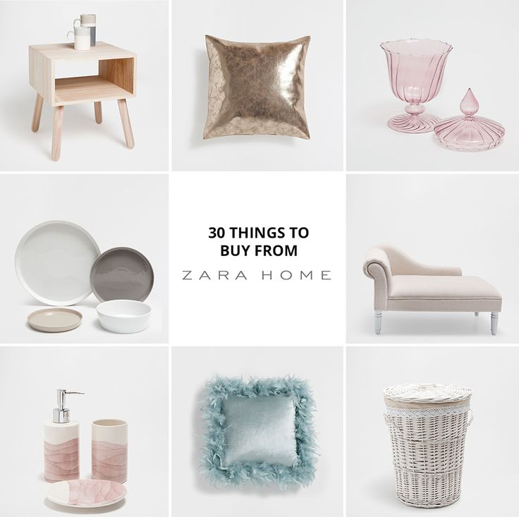 30 Things To Buy From Zara Home For You Home. Get Inspired By Lovely  Interior