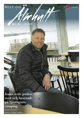 Allt om Älmhult nr. 7 2017  100% lokala nyheter från Älmhults kommun producerade av espresso reklambyrå