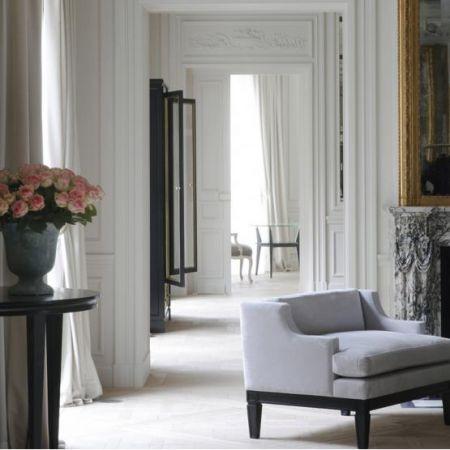 Classic Parisian Interiors | Paris France French Interiors Interior Design  Furniture Accessories .