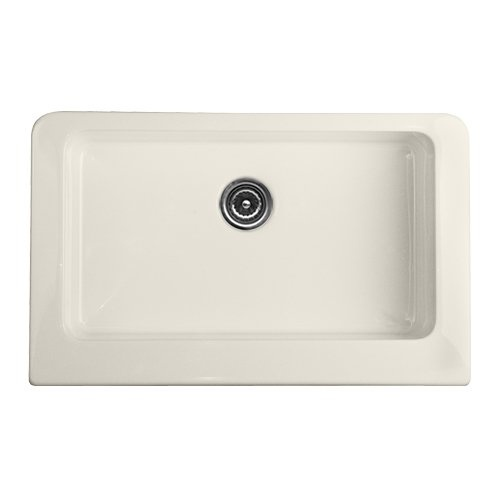 white apron sink corstone 370 primrose single bowl kitchen sink $ 374 ...