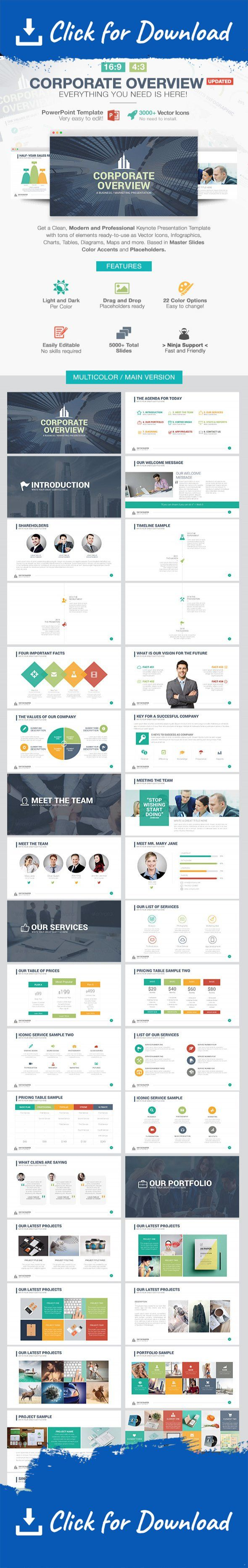 Check my latest presentation  Live Preview: Light and Dark Version  You may also like  What our clients are saying          About This Animated PPT Template is the result of severals days of hard work and sleepless nights, but I'm proud to present to you this great, multipurpose, modern, clean, very easy to use and professional Powerpoint Presentation Template perfect for your business!  I have prepared modern colors Handmade Infographic, Chart, Process, Diagram, Flowchart, Timeline, SWO...