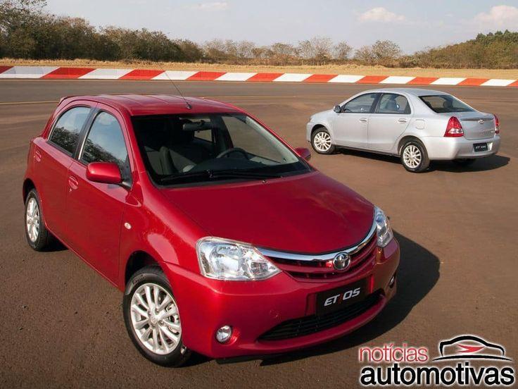 Toyota Etios 2017 contará com opção de câmbio automático