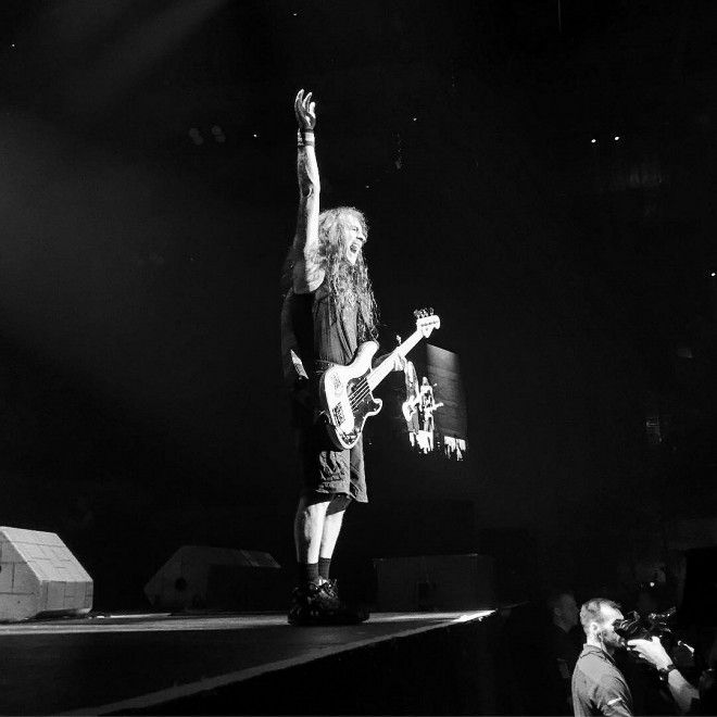 アイアン・メイデン「プロだから現状に甘んじない」 | Iron Maiden | BARKS音楽ニュース