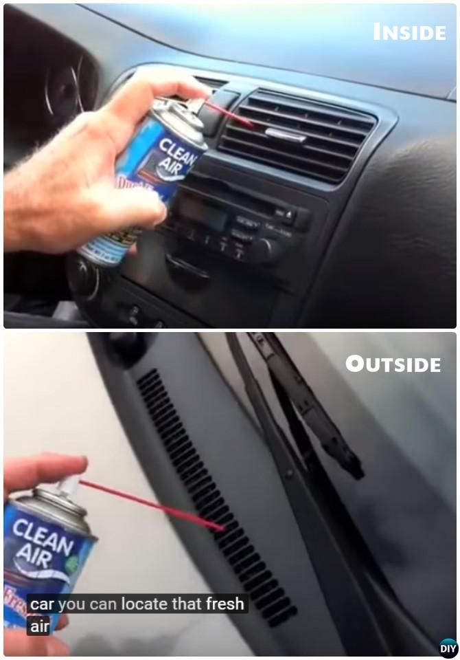 26 best diy car care products paint proetction greenz car care clean car air duct odor 20 car cleaning detailing tips and tricks solutioingenieria Image collections