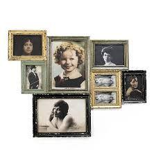 Image result for multiple photo frames vintage