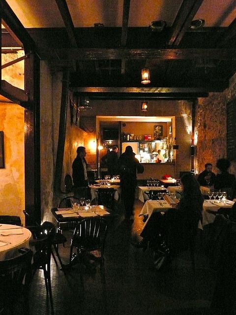 Restaurant Waly Fay by Hotels Paris Rive Gauche, via Flickr