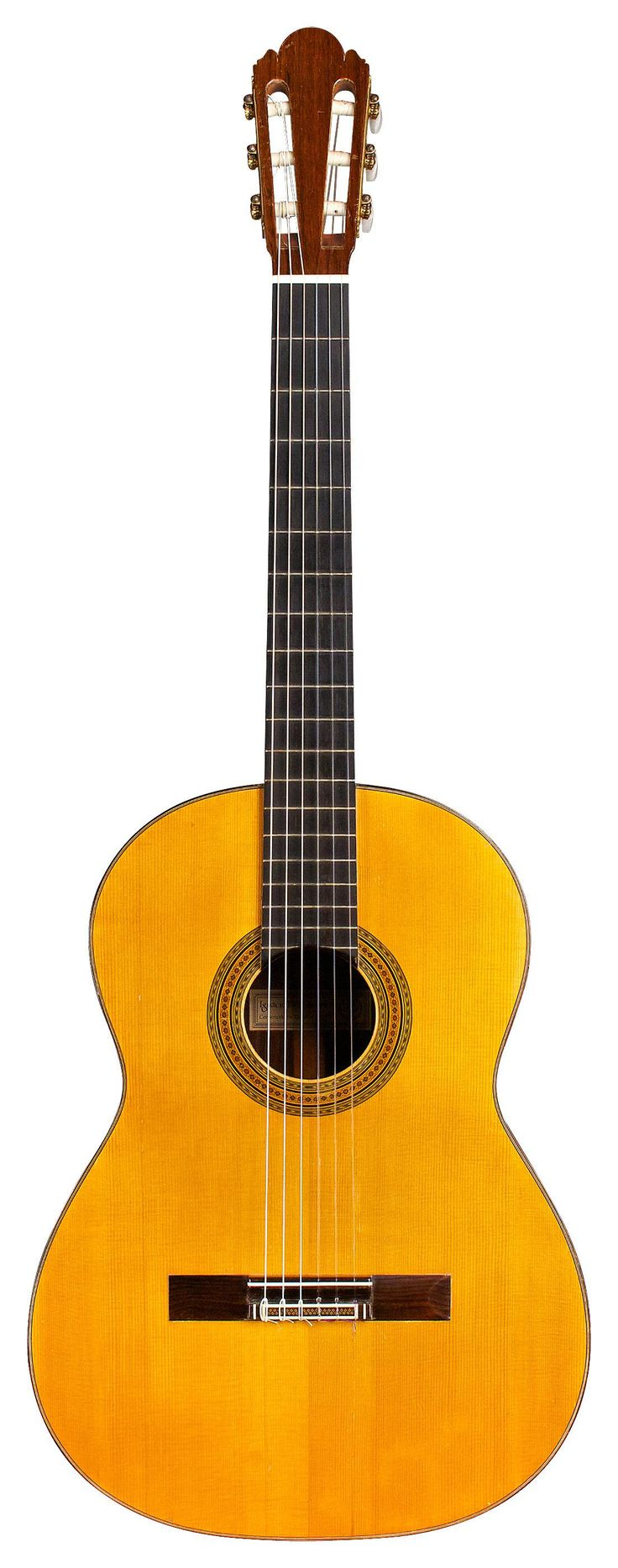 Classical Guitars - 1960 Ignacio Fleta SP/CSAR - Guitar Salon International