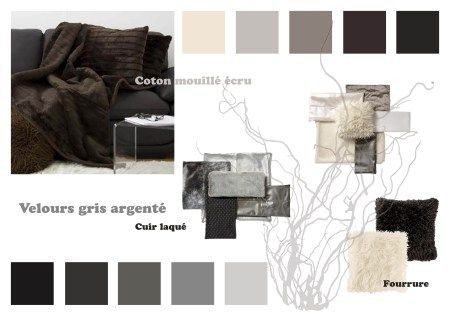Ambiances grises - taupe