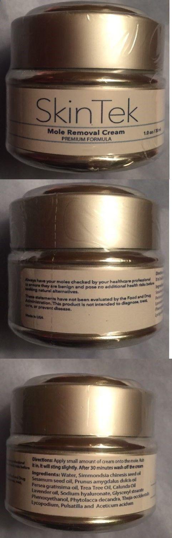 Other Skin Care: Brand New! Skintek 1.0 Oz / 30 Ml Mole Removal Cream Premium Formula Sealed Jar BUY IT NOW ONLY: $32.99