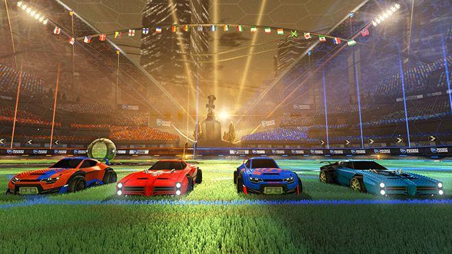 Bundan birkaç yıl öncesinde arabalarla oynanan bir futbol oyunu çıkacak ve oyun dünyasını alt üst edecek deseler sanırım inanmazdık. İlk çıktığında da pek inanamadık zaten. İlginç bir tarzı olan oyun özellikle PS Plus'ta ücretsiz olarak sunulduktan sonra kısa sürede yayıldı ve dünyanın en...  #Arabaları, #Dönüşüyor, #Gerçeğe, #League'In, #Rocket http://havari.co/rocket-leaguein-arabalari-gercege-donusuyor/