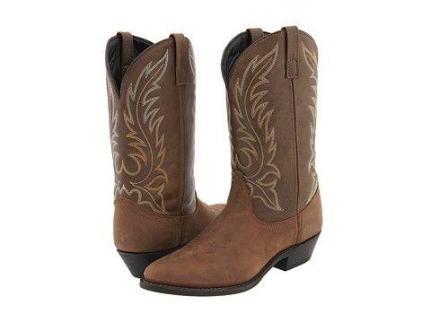 Cowboy Boots Keychain