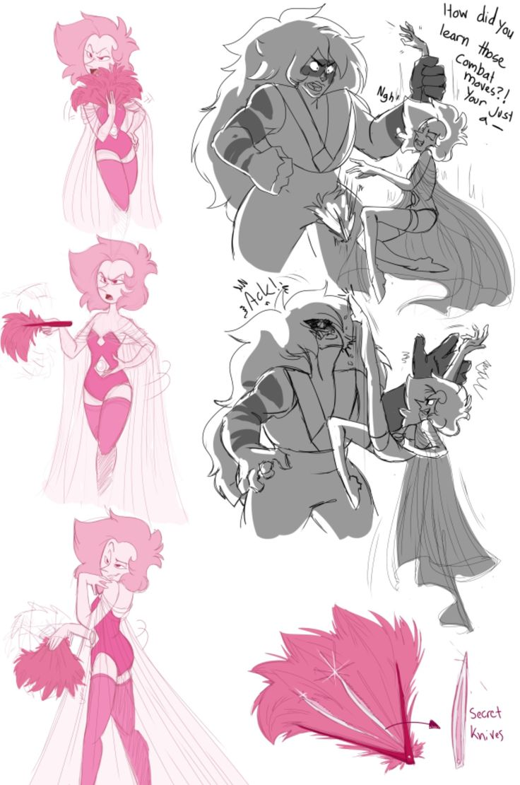This Would Work Really Well If Pink Diamond Turned Out To