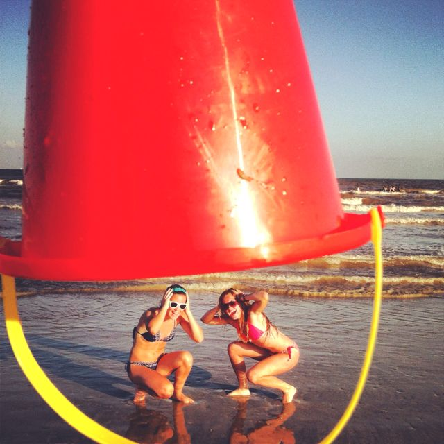 I Wanna Take A Friend To The Beach This Summer And Do So Badly