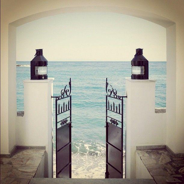 entrada al paraíso!