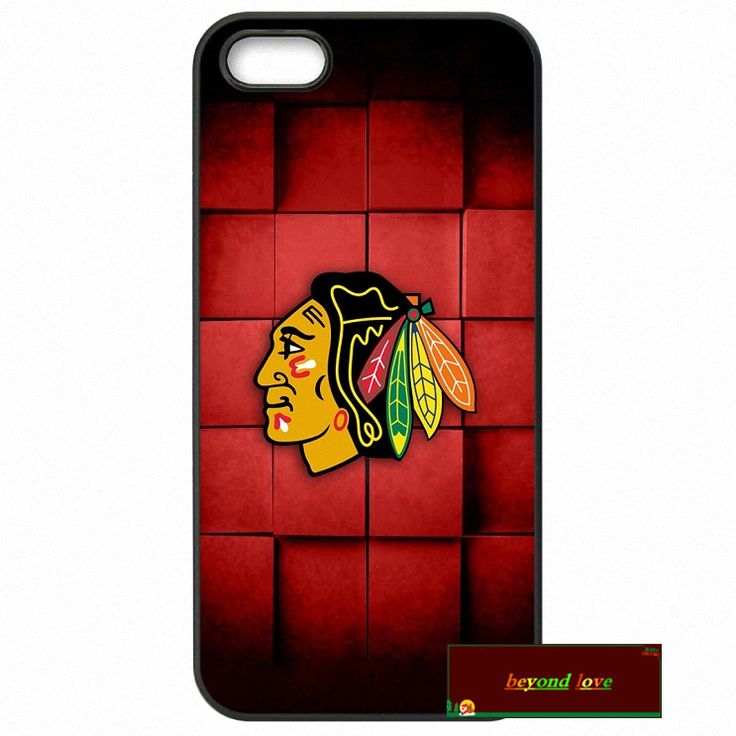 Chicago Blackhawks NHL Hocky Phone Cover case for iphone 4 4s 5 5s 5c 6 6s plus samsung galaxy S3 S4 mini S5 S6 Note 2 3 4 z1018